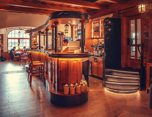 Restaurace Hotel Orličan